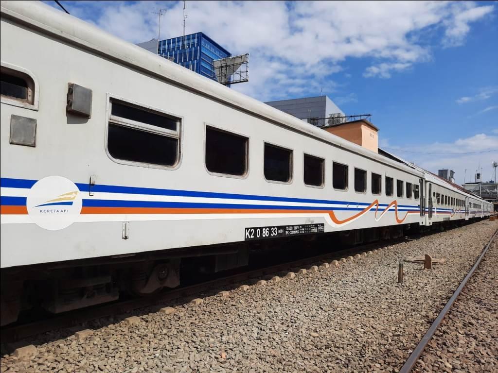 1.098 Lebih Tiket Pemudik Via Jalur KA Belum Dibatalkan