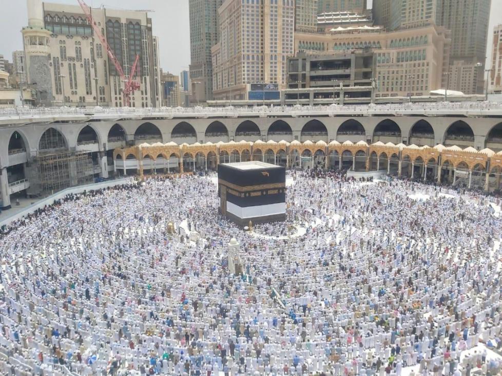 5.553 Jemaah Haji Sudah Tiba di Tanah Air