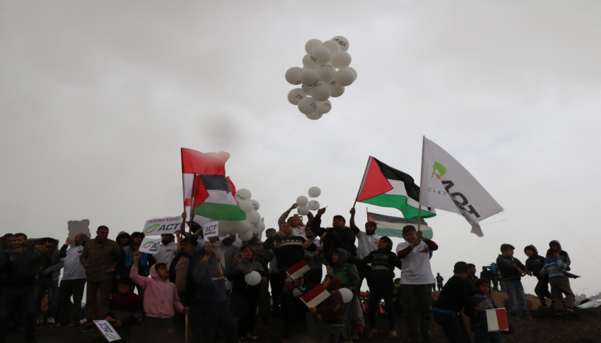 ACT Ajak Masyarakat Redam Krisis Kemanusiaan Palestina