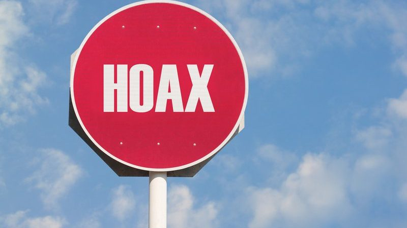 Agar Tidak Jadi Penyebar Hoaks, Perhatikan Tiga Hal Ini