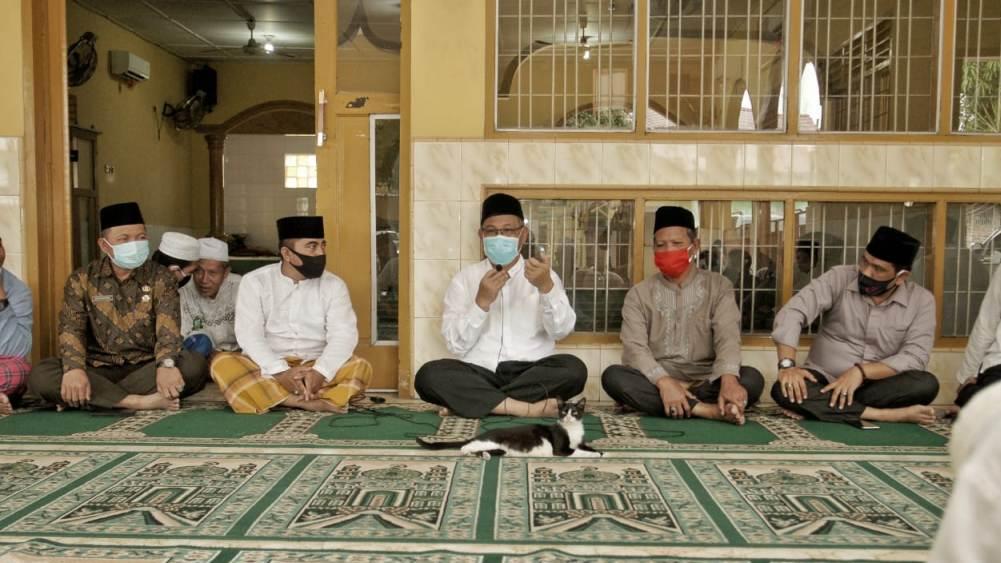 Akhyar Minta Maaf Atas Tertundanya Perbaikan Jalan Pancing Akibat Pandemi Covid-19