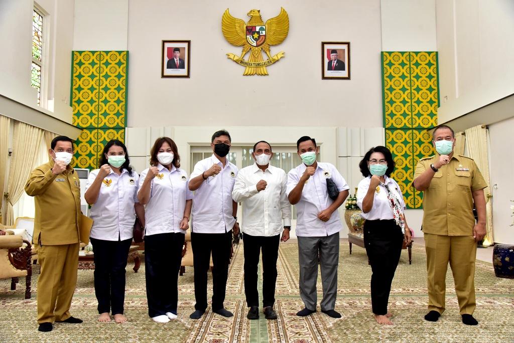 APJATI Sumut Diminta Bantu Pemerintah Tingkatkan Kesejahteraan Tenaga Kerja