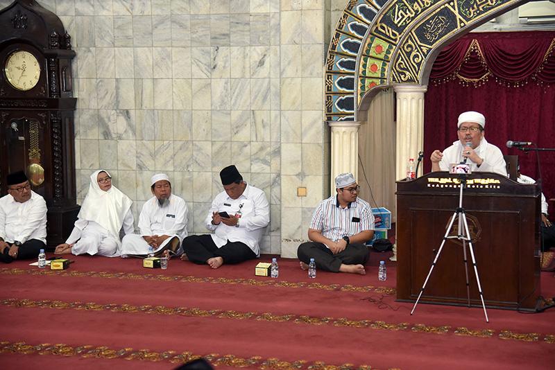 ASN Pemprov Sumut Diajak Teladani Nabi Muhammad SAW