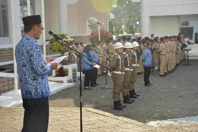 ASN Pemprov Sumut Diharapkan Tetap Jaga Suasana Kondusif dan Tunggu Hasil Resmi dari KPU