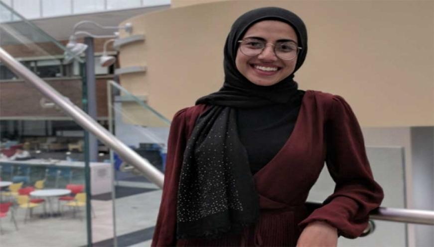 Berkat Aksi Sosialnya, Mahasiswi Muslim Kanada Ini Raih Beasiswa Bergengsi