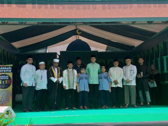 Buka MTQ Yayasan Haji Anif, Wagubsu Harapkan Semakin Banyak Generasi Qurani di Sumut