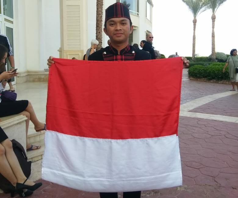 Didi Admanur, Mahasiswa IAIN Samarinda Wakili Indonesia Di Ajang World Youth Forum