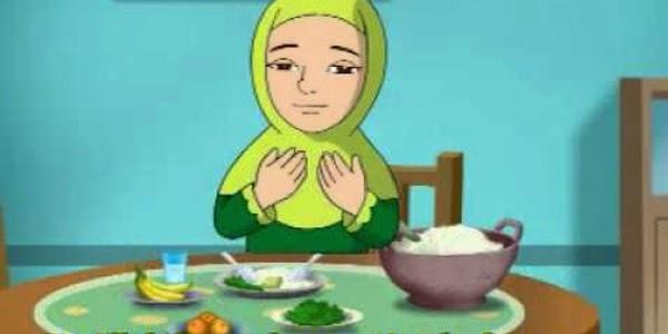 Doa Abdullah bin Mas'ud Ketika Hendak Makan