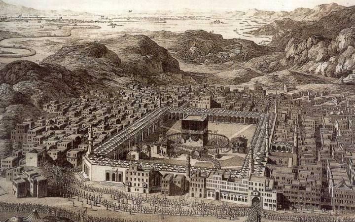 Doa Nabi Ibrahim ketika Hijrah ke Makkah dan Membangun Ka'bah