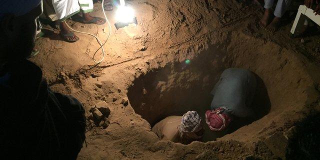 Doa Setelah Menguburkan Jenazah