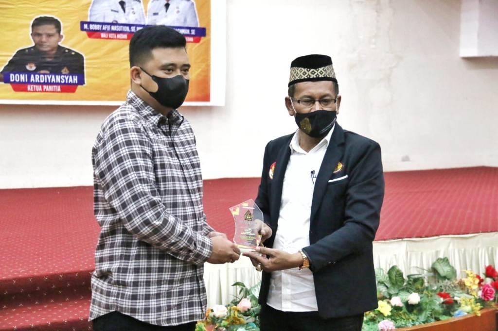 DPC Pendawa Kota Medan Diharapkan Berkolaborasi Dukung Pembangunan Kota