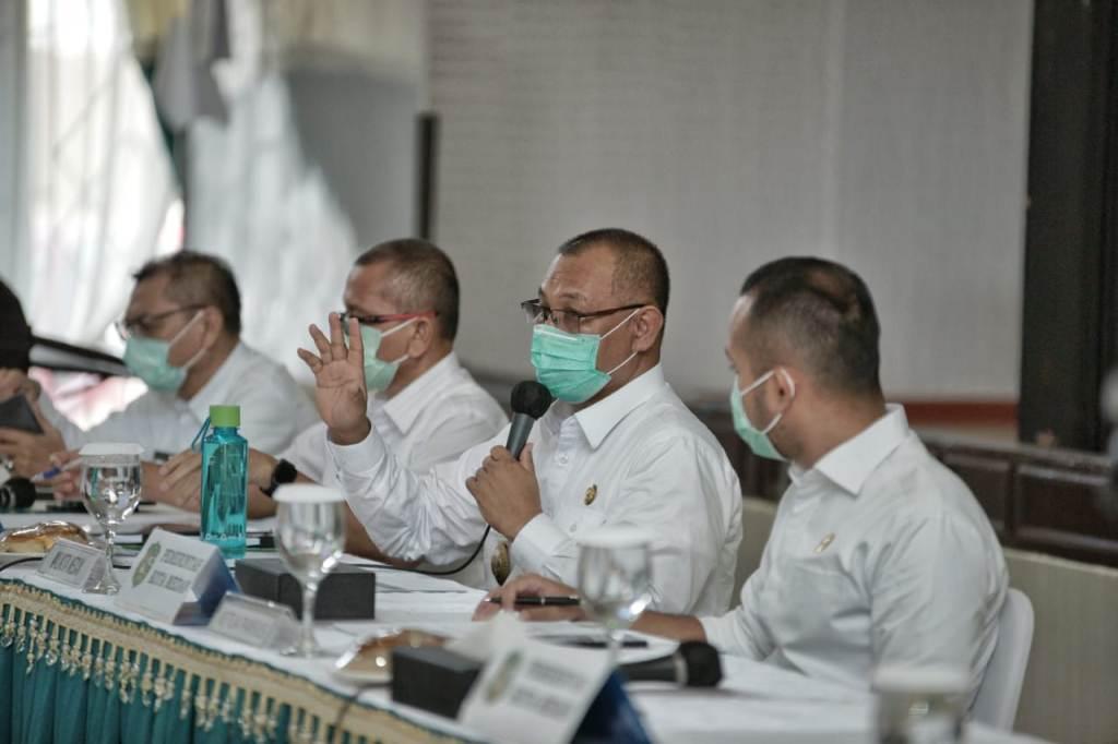 Dukung Dunia Usaha Saat Pandemi Covid-19, Medan Siap Laksanakan New Normal