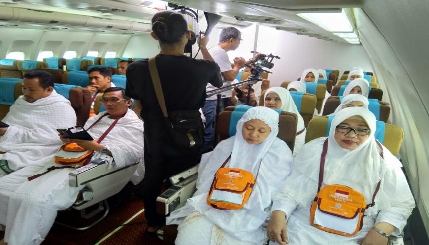 Edukasi Calon Jemaah, Ditjen PHU Kembali Produksi Film Manasik Haji dan Umrah