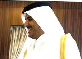 Emir Qatar Menerima Kunjungan Menteri Saudi