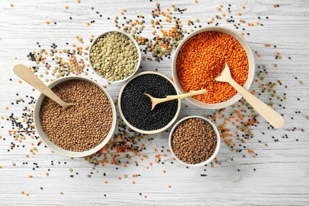 Empat Khasiat Kacang Lentil untuk Kesehatan Tubuh