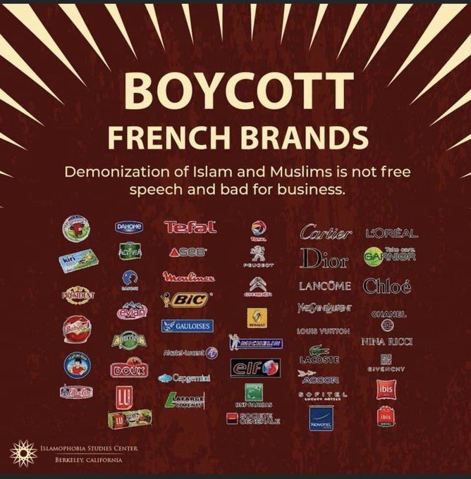 Erdogan Serukan Boikot Produk Prancis Atas Ujaran Islamofobia