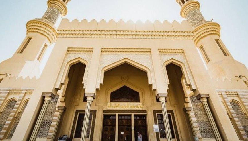 Hanya Scan QR Code, Pengunjung Masjid Dubai Dapat Baca Biografi Sahabat Nabi