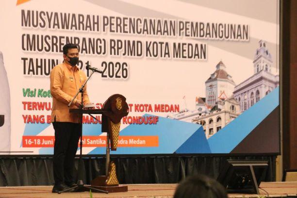 Hasil Musrenbang RPJMD 2021-2026 Diharapkan Dapat Dirasakan Masyarakat