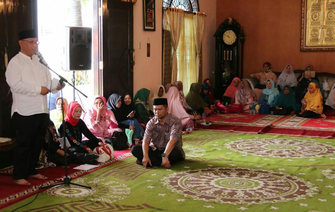 IKANAS Sumut Diharapkan Terus Jalin Silaturahmi dan Ukhuwah Islamiah