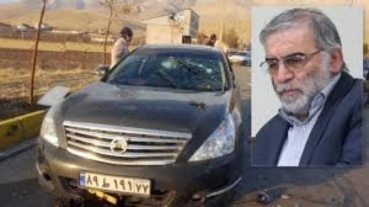 Iran Langsungkan Pemakaman Ilmuwan Nuklir yang Dibunuh