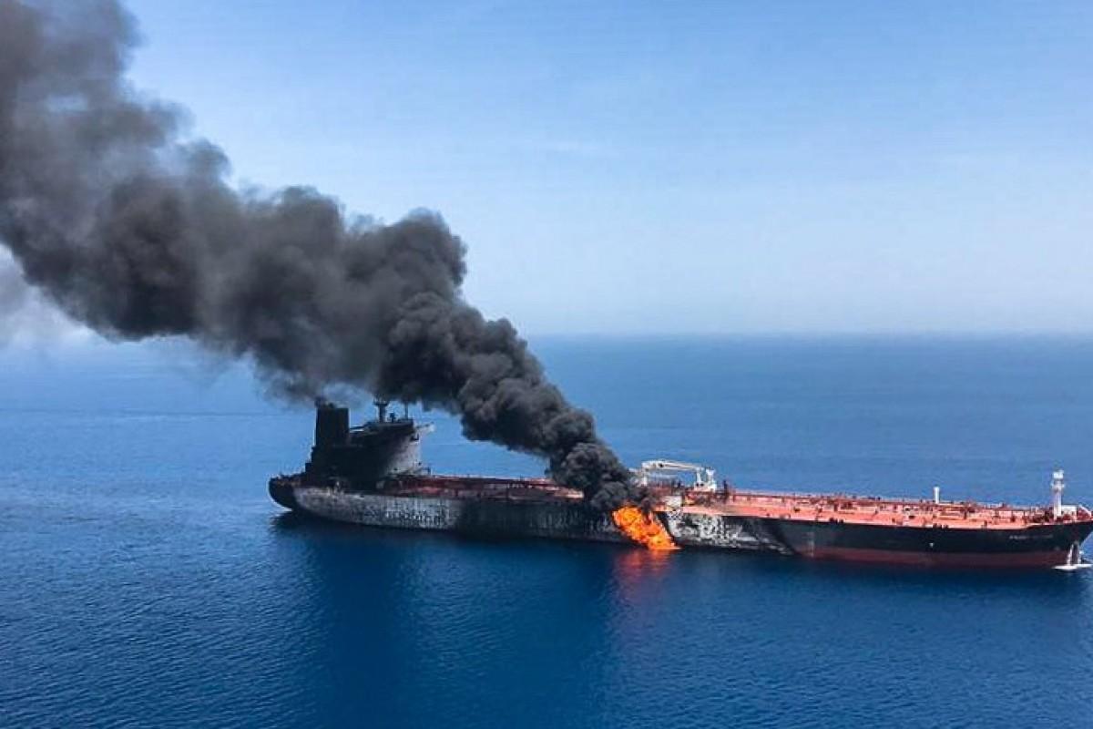 Iran Langsungkan Uji Misil di Teluk Oman