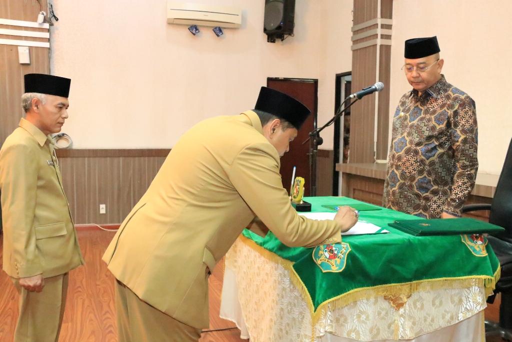 Irwan Ritonga Dilaktik Jadi Kepala Bappeda, Ahmad Sofyan Kepala BPKAD