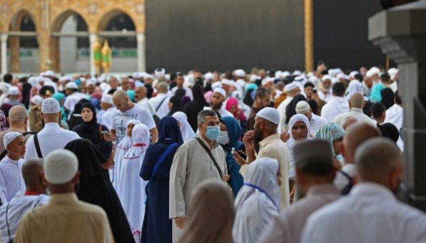 Jemaah Umrah India Wajib Vaksin Sebelum ke Arab Saudi