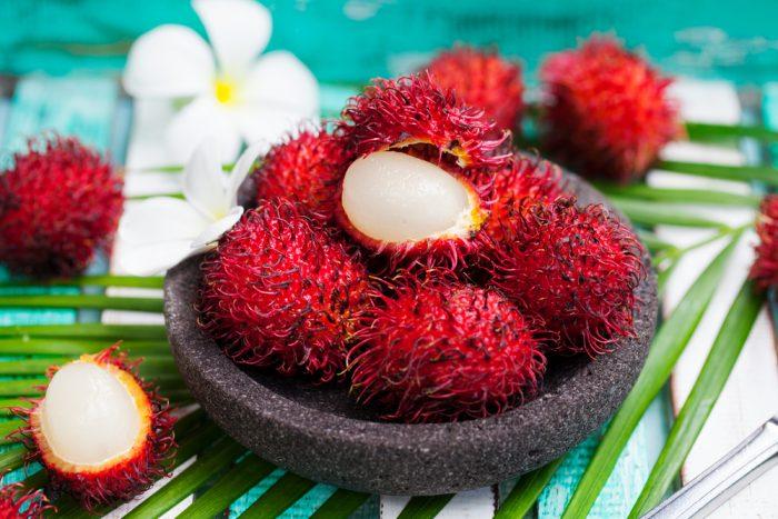 Kandungan Nutrisi Buah Rambutan yang Baik untuk Kesehatan Tubuh