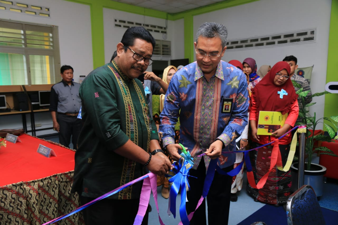 Kanwil DJP Sumut I Resmikan Tax Center Unpab
