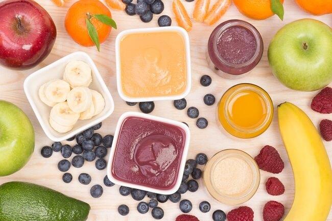Kenali Bahan Makanan Sehat untuk MPASI Bayi