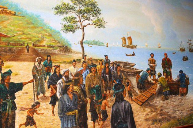 Kisah Pedagang Arab dalam Menyebarkan Islam di Nusantara