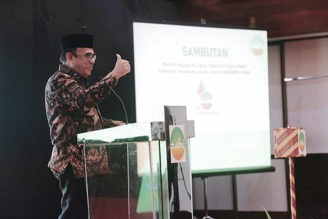 Kongres Pertama Silaturahmi Haji dan Umrah Indonesia Dibuka