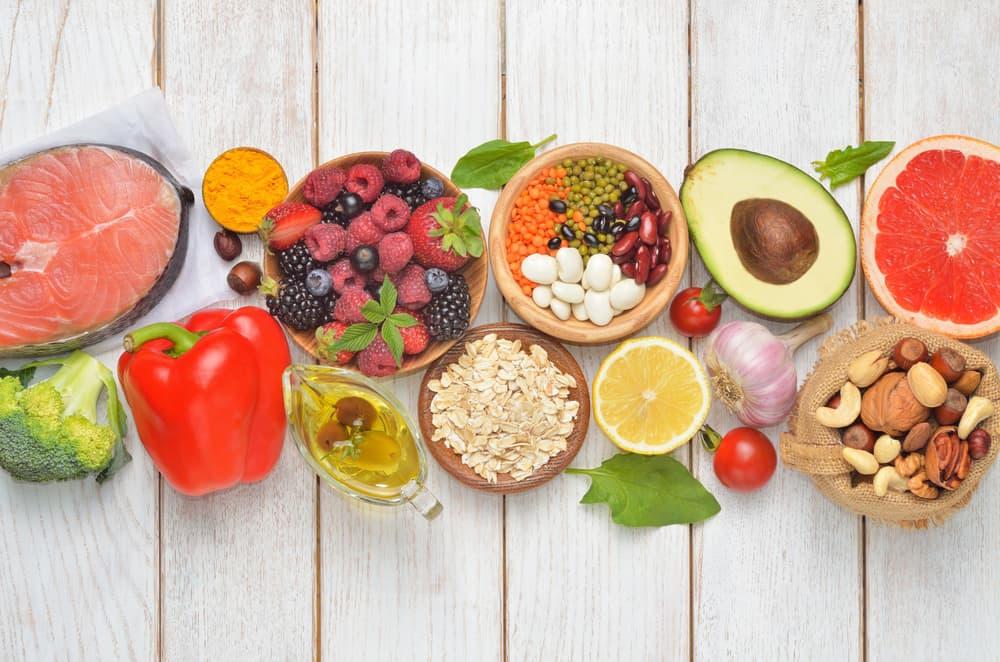 Makanan Super untuk Orang Dengan Diabetes