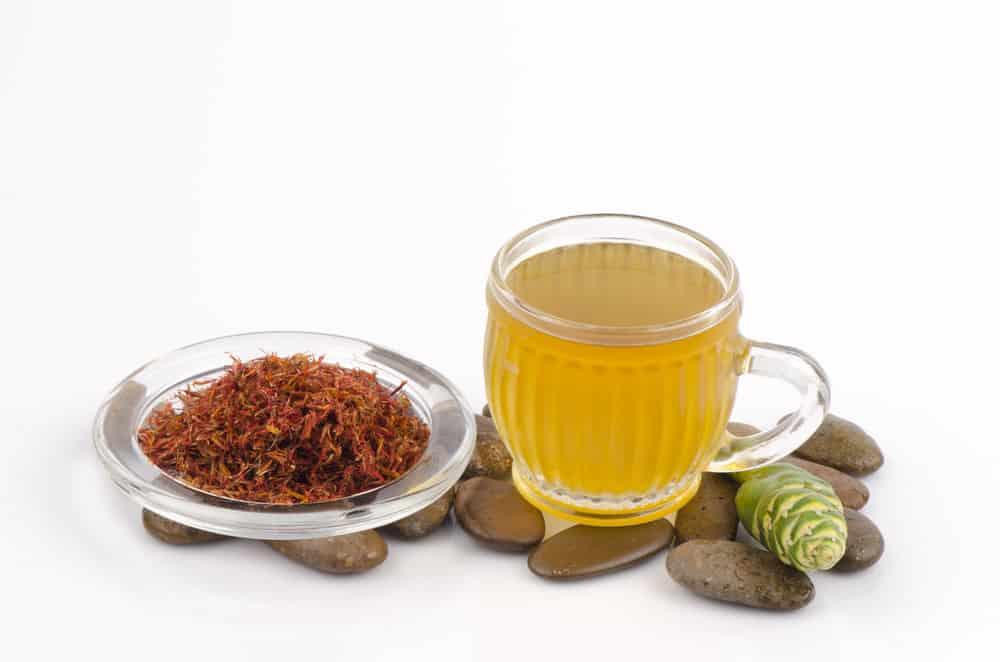 Manfaat Kesehatan dari Meminum Teh Saffron
