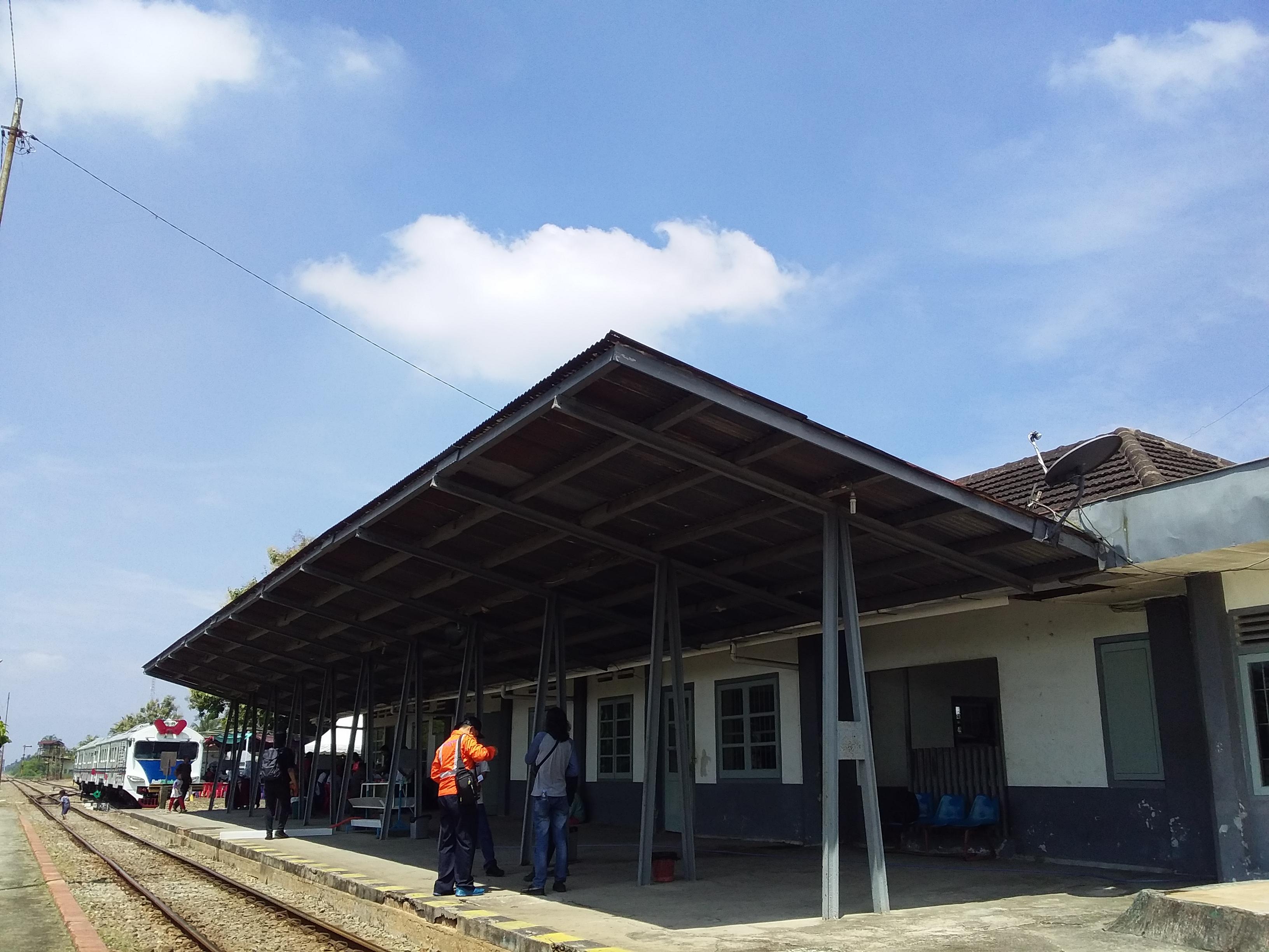 Masyarakat Inginkan Stasiun Rampah dan Perbaungan Bisa Naik Turun Penumpang