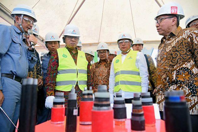 MoU Inalum-Toyota, Gubsu Sarankan Produksi Mesin dan Velg di Sumut