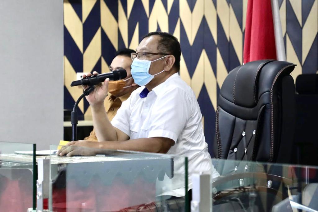 Pemko Medan Minta Pemprovsu Bantu Tangani Ketersediaan Rumah Sakit Covid-19