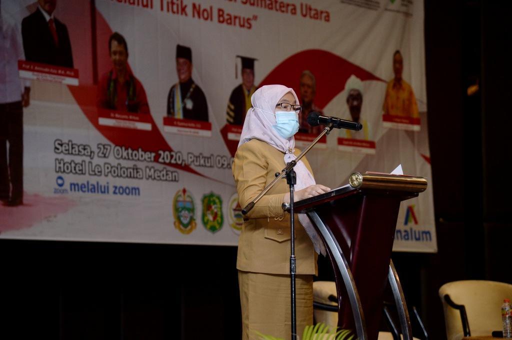 Pemprov Usulkan Kongres Bahasa 2023 Digelar di Sumut