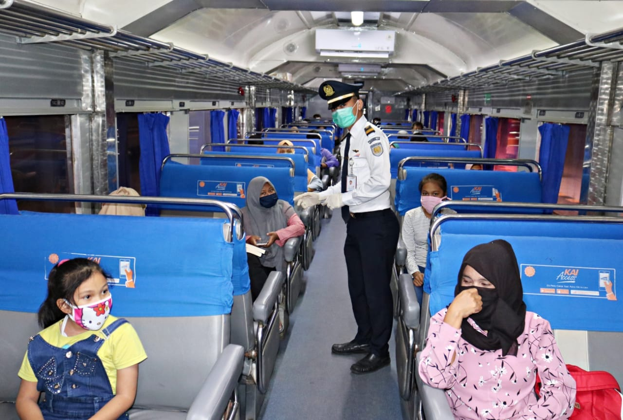 Penumpang Yang Membatalkan Tiket Keberangkatan Capai 2.500 Orang