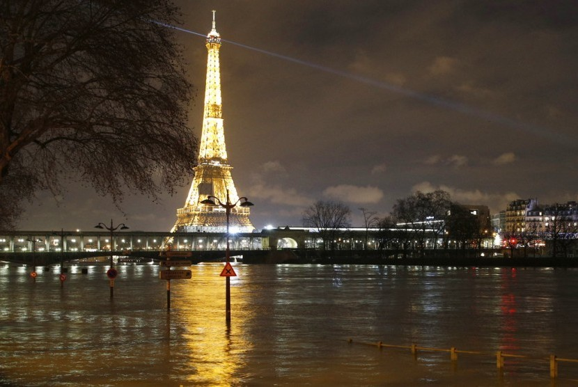 Perancis Minta Rumah Ibadah Pertimbangkan Jumlah Jemaah