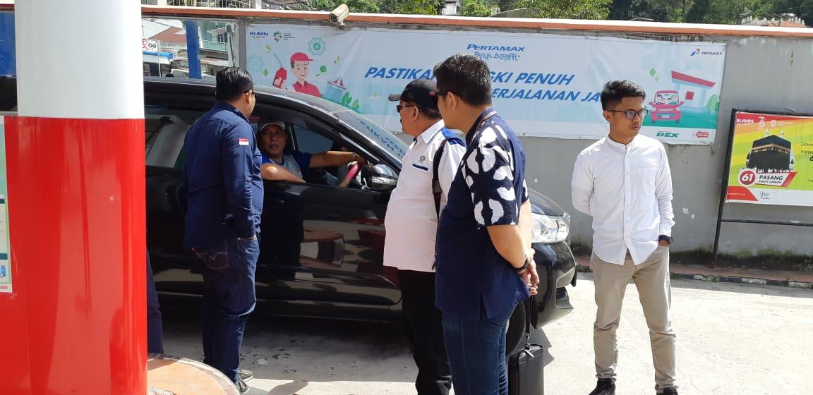 Pertamina MOR I Awasi BBM di Kabupaten Tobasa dan Kabupaten Tapanuli Utara
