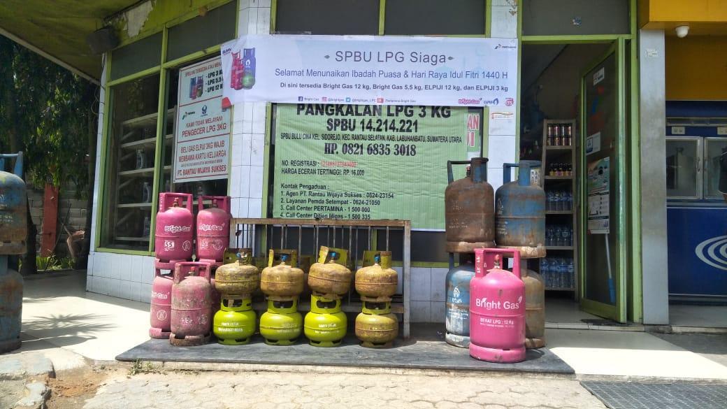 Pertamina Tingkatkan Kehandalan Elpiji di Sumut Dengan Cashless Payment