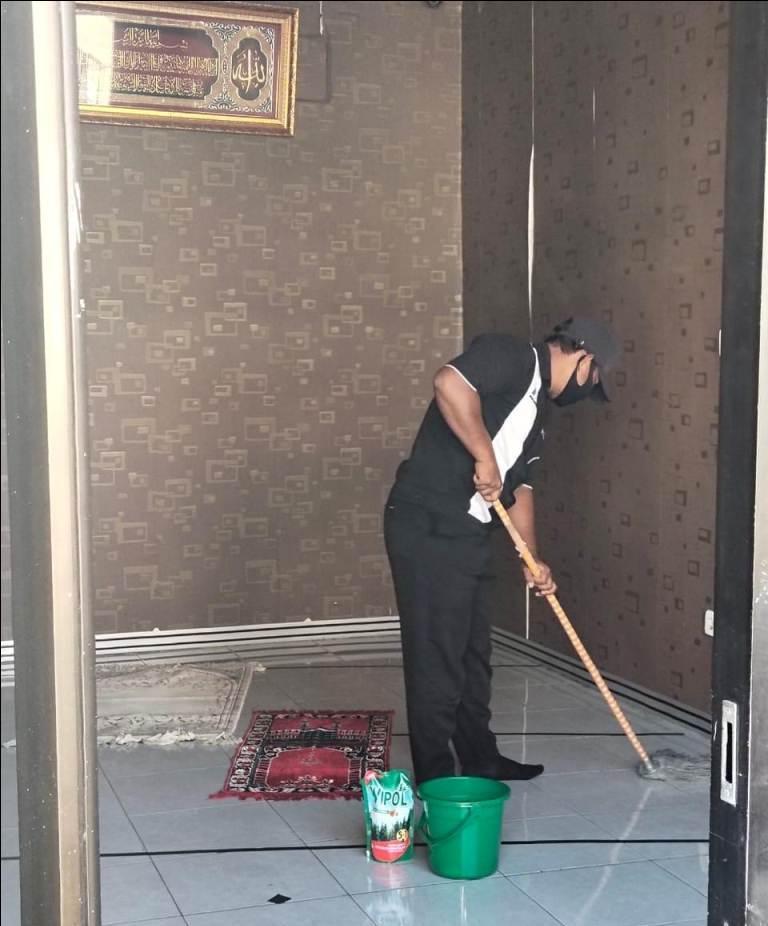 Pertamina Tingkatkan Layanan SPBU Melalui Gerakan Masjid Bersih