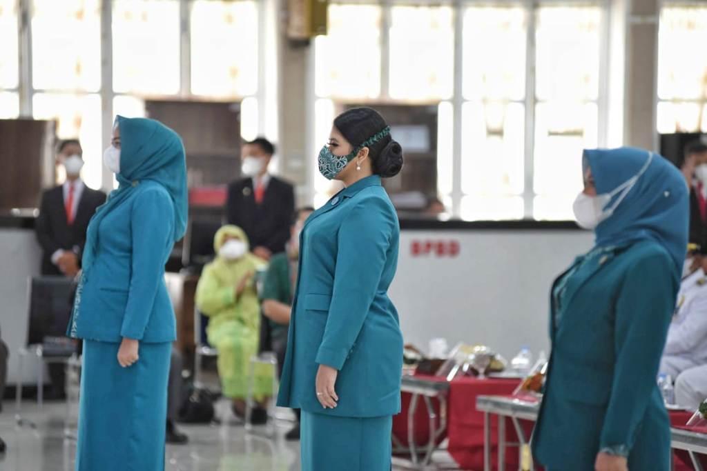 Putri Presiden Jadi Ketua TP PKK dan Dekranasda Kota Medan