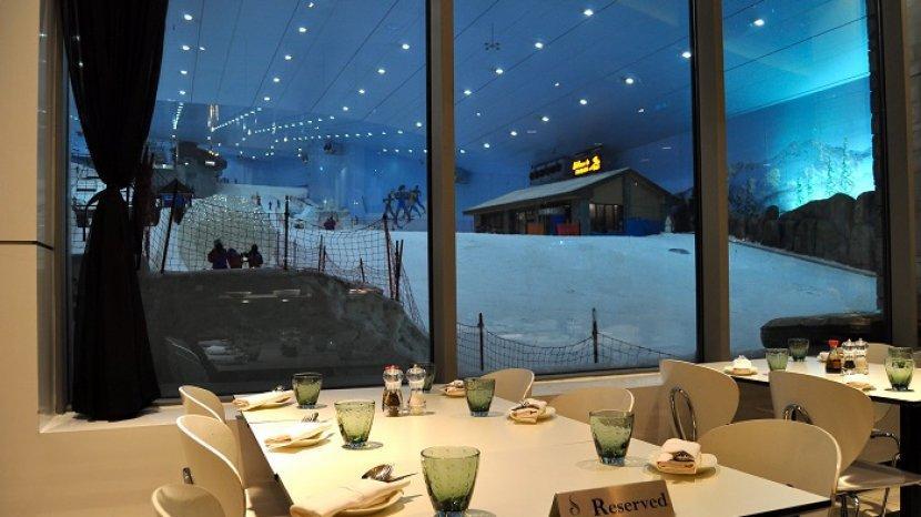 Restoran Dubai Beri Diskon Pengunjung yang Sudah Divaksinasi