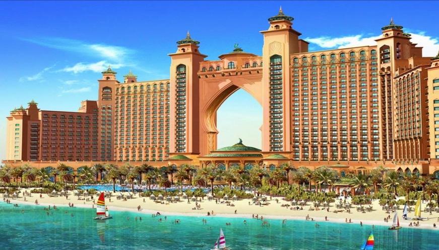 SCTH Saudi Canangkan Pembangunan 33 Destinasi Wisata Halal