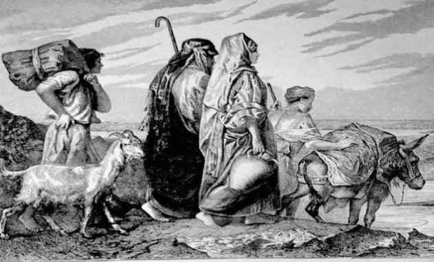 Sejarah Arab Saudi Tertulis dalam Ukiran Seni Cadas