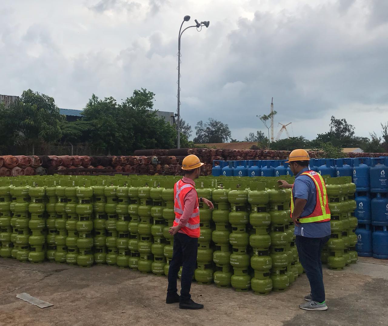 Seminggu Puasa, Pertamina Tambah Pasokan BBM dan Elpiji