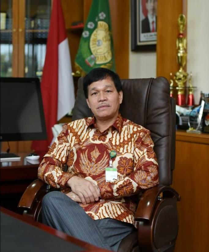 Tanpa Gejala, Rektor Dan WR I USU  Dinyatakan Positif Covid-19