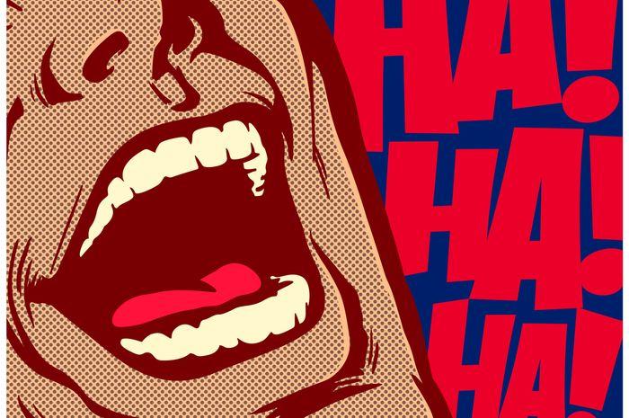 Tertawa Berlebihan Tak Dianjurkan Dalam Islam